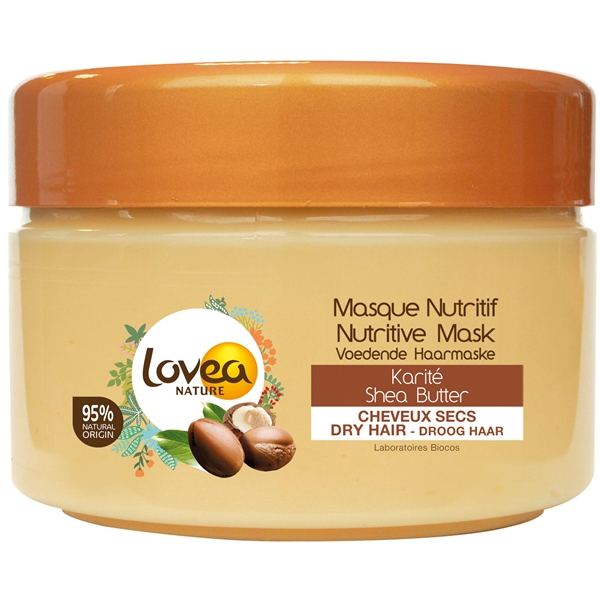Nutritive Mask Shea Butter - Dry Hair - Lovea