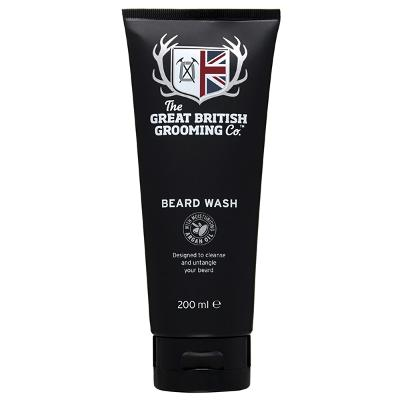 Beard Wash - The Great British Grooming Co.