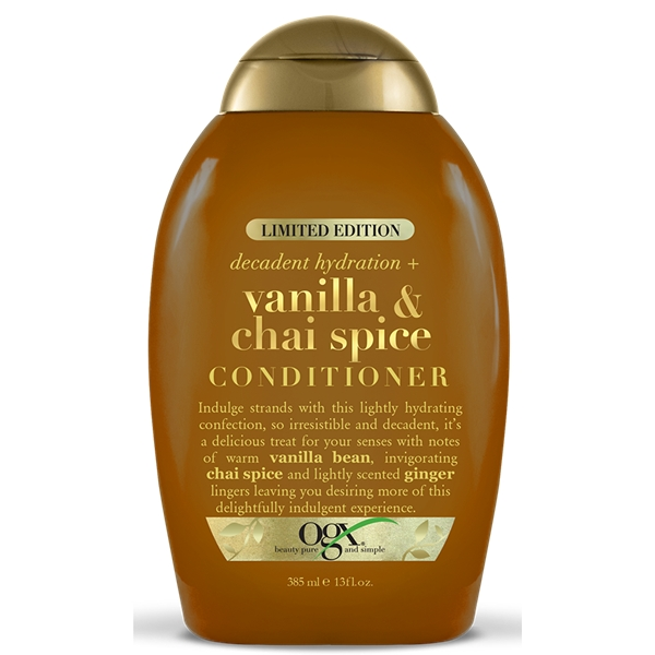 OGX Vanilla & Chai Spice Conditioner - OGX