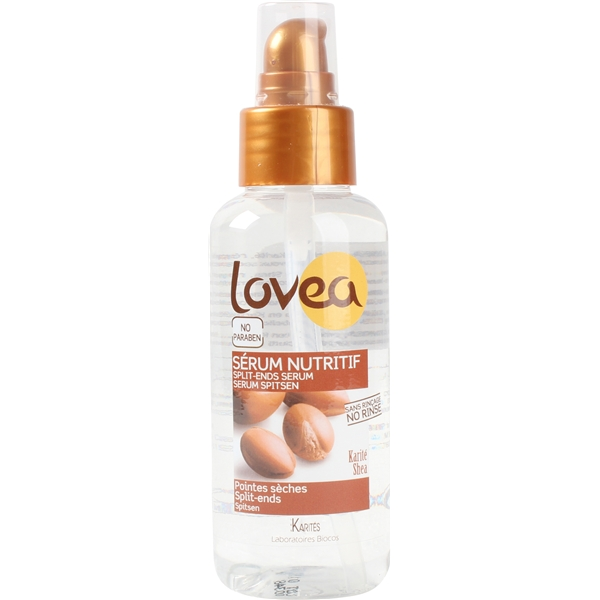 Nourishing Serum Shea Butter - Dry Hair - Lovea