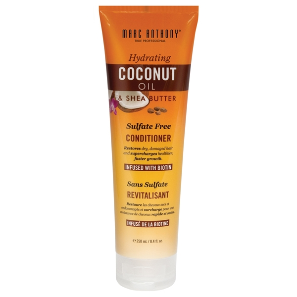 Hydrating Coconut Oil & Shea Butter Conditioner - Marc Anthony