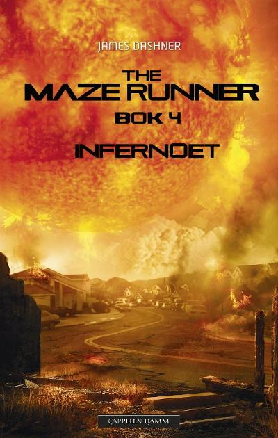 Infernoet - James Dashner