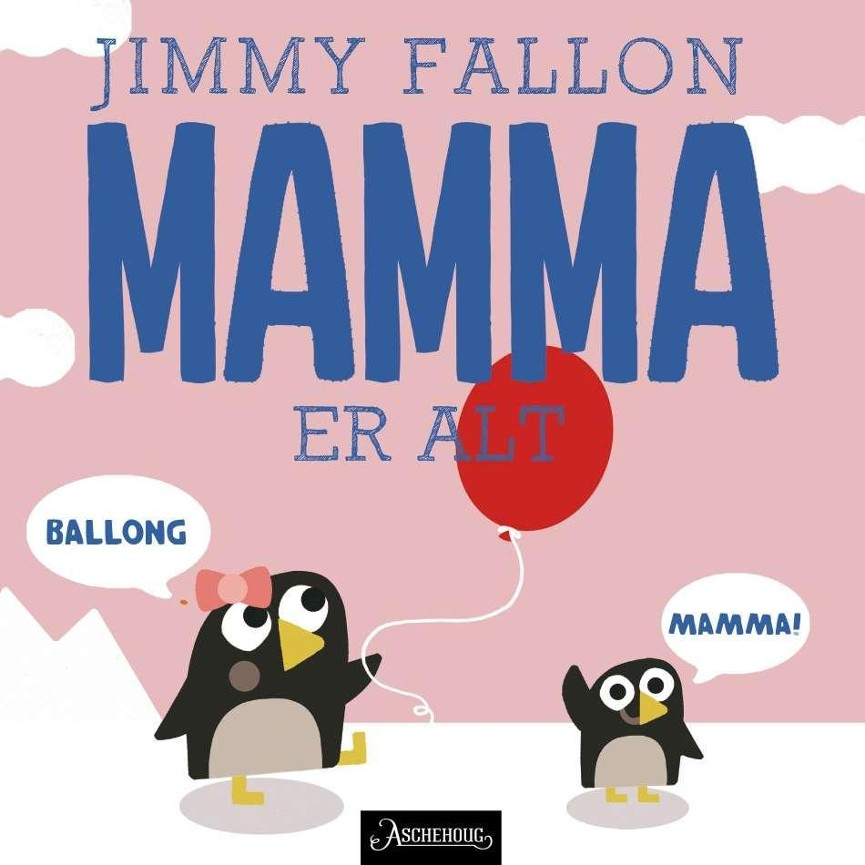 Mamma er alt - Jimmy Fallon