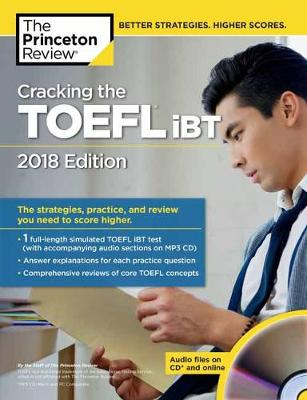 Cracking the TOEFL iBT with Audio CD - Princeton Review