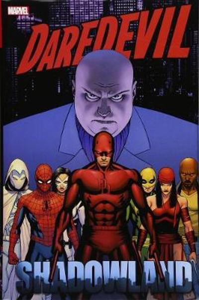 Daredevil: Shadowland Omnibus - Andy Diggle