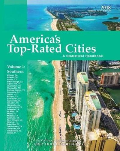 America's Top-Rated Cities, 2018 - David Garoogian