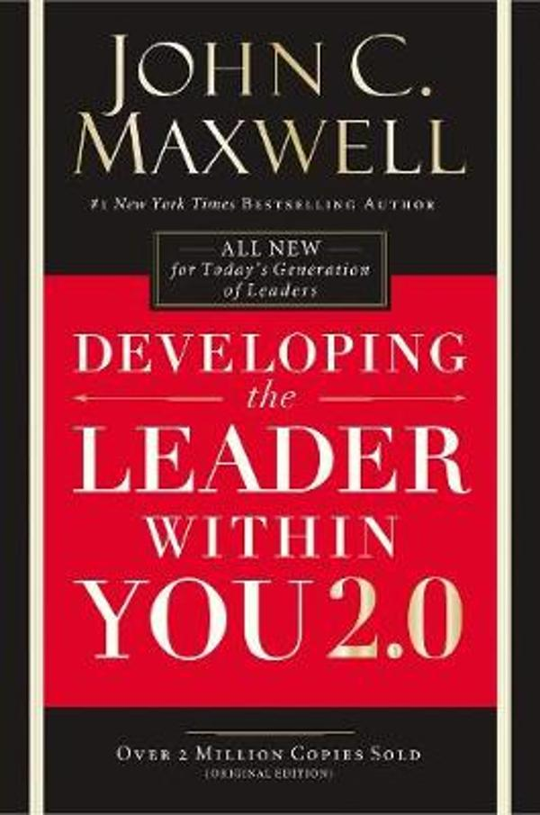 Developing The Leader Within You 20 John C Maxwell Paperback