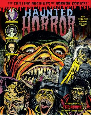 Haunted Horror Cry From The Coffin - Craig Yoe