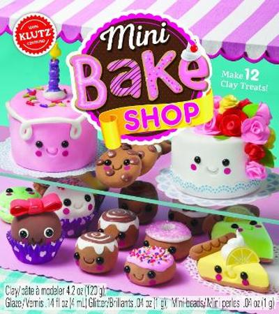 Mini Bake Shop - Editors of Klutz