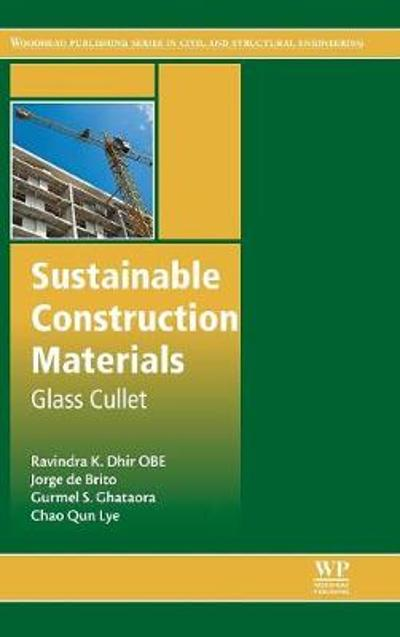 Sustainable Construction Materials - Ravindra K. Dhir