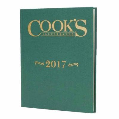 Complete Cook's Illustrated Magazine 2017 - America's Test Kitchen
