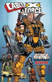 Cable & X-force: Onslaught Rising - Jeph Loeb Terry Dodson Ian Churchill