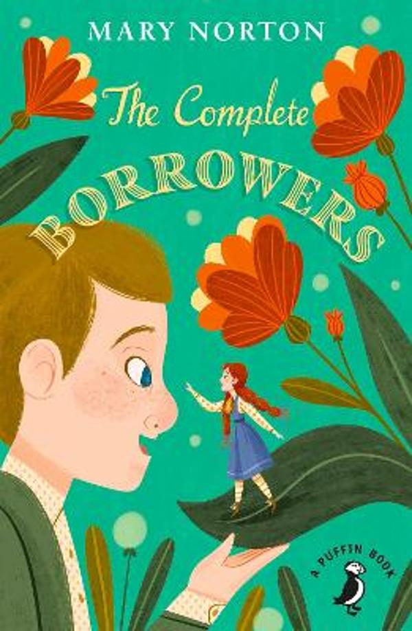 The Complete Borrowers Mary Norton Paperback 9780241340370