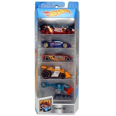Hot Wheels Basic 5 pack - Hot Wheels