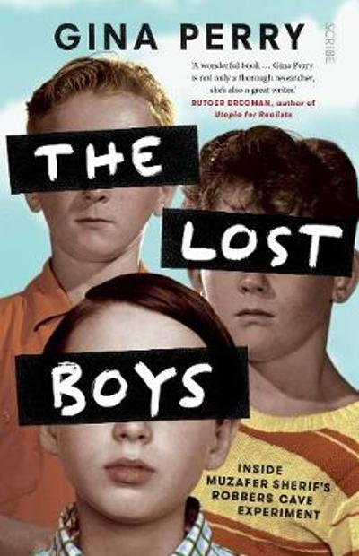 The Lost Boys - Gina Perry