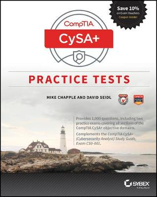 CompTIA CySA+ Practice Tests - Mike Chapple