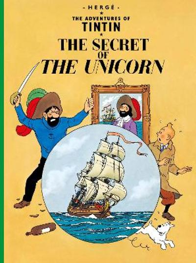 The Secret of the Unicorn - Herge