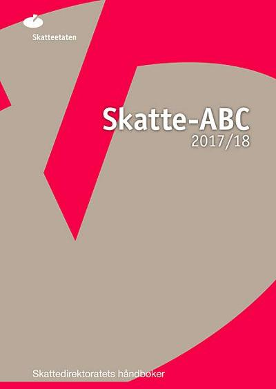 Skatte-ABC 2017/2018 - Skattedirektoratet
