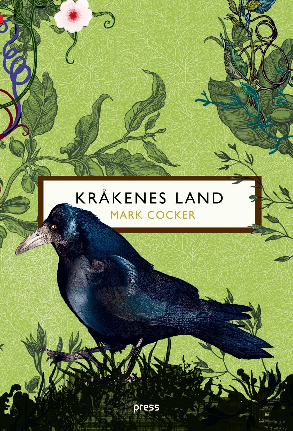 Kråkenes land - Mark Cocker