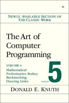 Art of Computer Programming, Volume 4B, Fascicle 5 - Donald E. Knuth