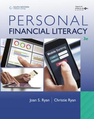 Personal Financial Literacy Updated, Precision Exams Edition - Joan Ryan