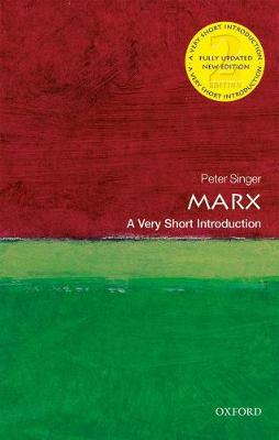 Marx: A Very Short Introduction - Peter Singer