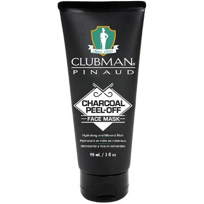 Clubman Charcoal Peel Off Face Mask - Clubman