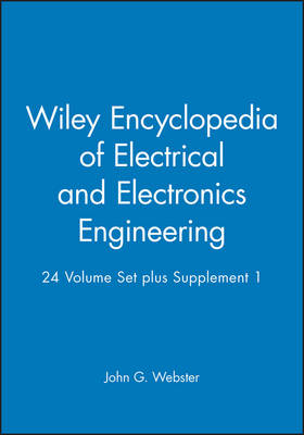 Encyclopedia of Electrical and Electronics Engineering - John G. Webster