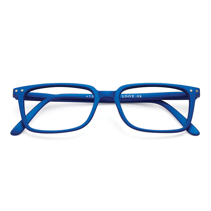 Lesebrille Classic cobalt blue+1,5 - Have A Look
