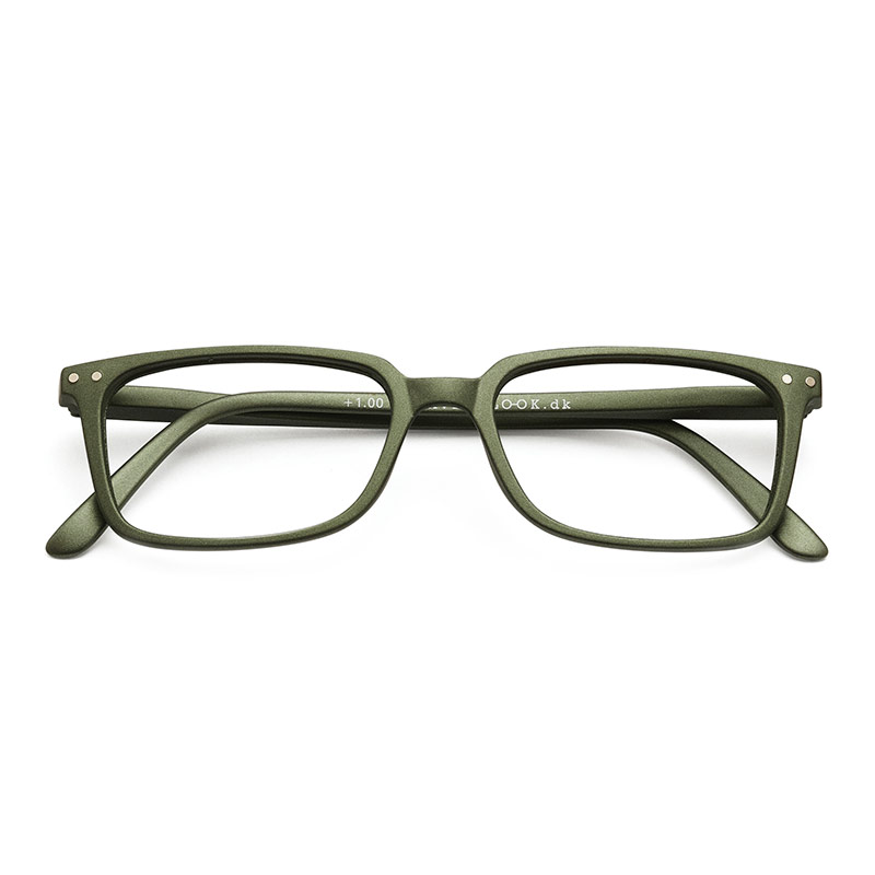 Lesebrille Classic army +1 - Have A Look