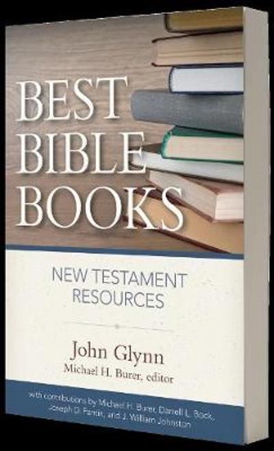 Best Bible Books - John Glynn