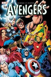The Avengers Omnibus Vol. 3 - Roy Thomas Harlan Ellison John Buscema Sal Buscema Gene Colan Barry Windsor-Smith