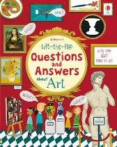 Lift-the-flap Questions and Answers about Art - Katie Daynes Katie Daynes Marie-Eve Tremblay