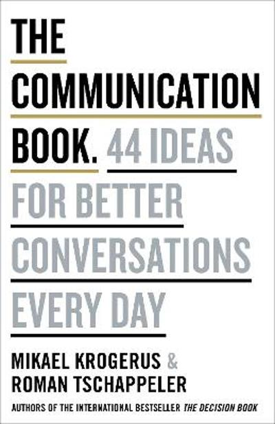 The Communication Book - Mikael Krogerus