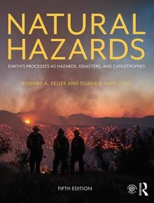 Natural Hazards - Edward A. Keller