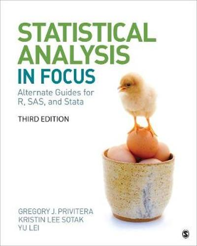 "Statistical Analysis ""In Focus"" - Gregory J. Privitera"