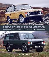 Range Rover First Generation - James Taylor