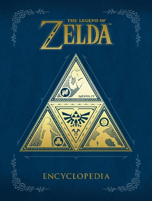 The Legend Of Zelda Encyclopedia - Nintendo