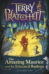 The Amazing Maurice and his Educated Rodents - Terry Pratchett Laura Ellen Andresen