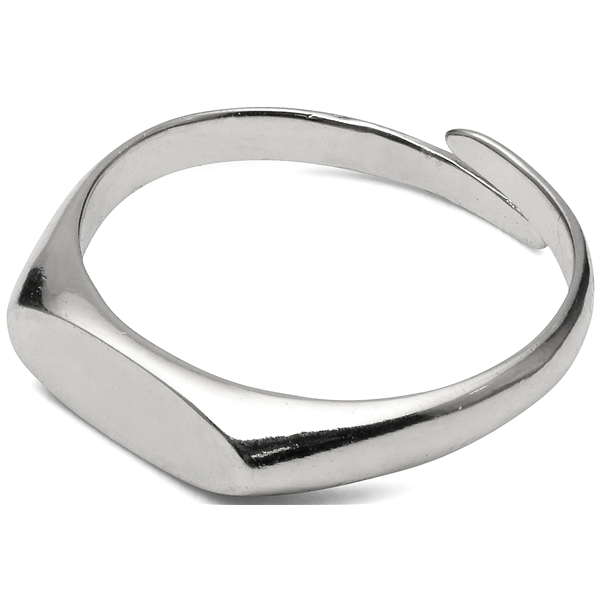 Silver Plated Ring - Pilgrim