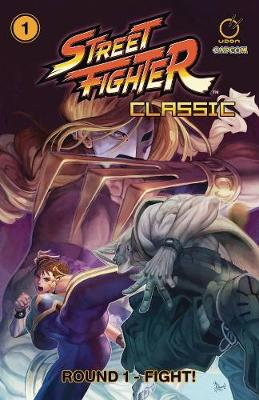 Street Fighter Classic Volume 1 - Ken Siu-Chong Alvin Lee Arnold Tsang Joe Madureira Adam Warren Kaare Andrews Hyung-Tae Kim