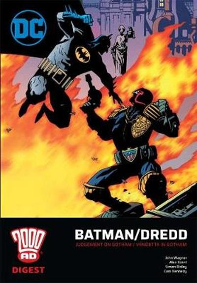 2000 AD Digest: Judge Dredd/Batman - John Wagner