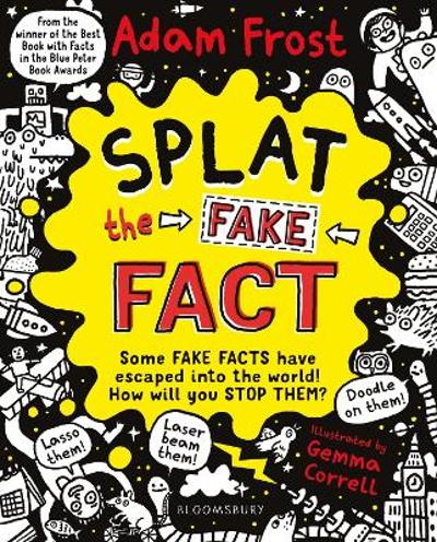 Splat the Fake Fact! - Adam Frost