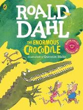 The Enormous Crocodile (Book and CD) - Roald Dahl Quentin Blake