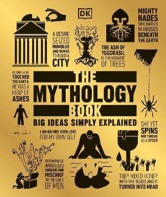 The Mythology Book - DK