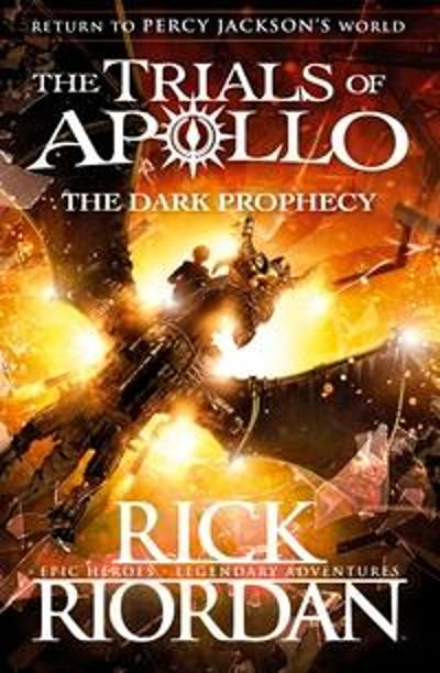 The dark prophecy - Rick Riordan