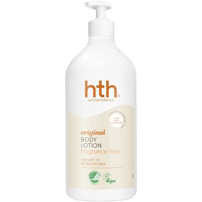 HTH Body Lotion Fragrance Free - HTH
