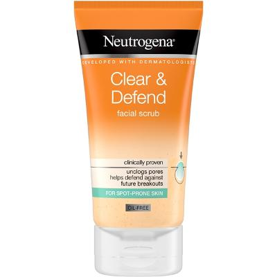 Visibly Clear Spot Proofing Smoothing Scrub - Neutrogena
