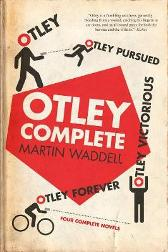 Otley Complete Otley, Otley Pursued, Otley Victorious, Otley Forever - Martin Waddell