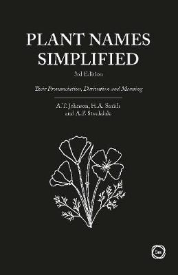Plant Names Simplified - A. P. Stockdale